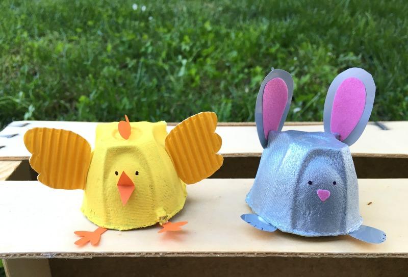 Lavoretti Di Pasqua Per Bambini Dindalon