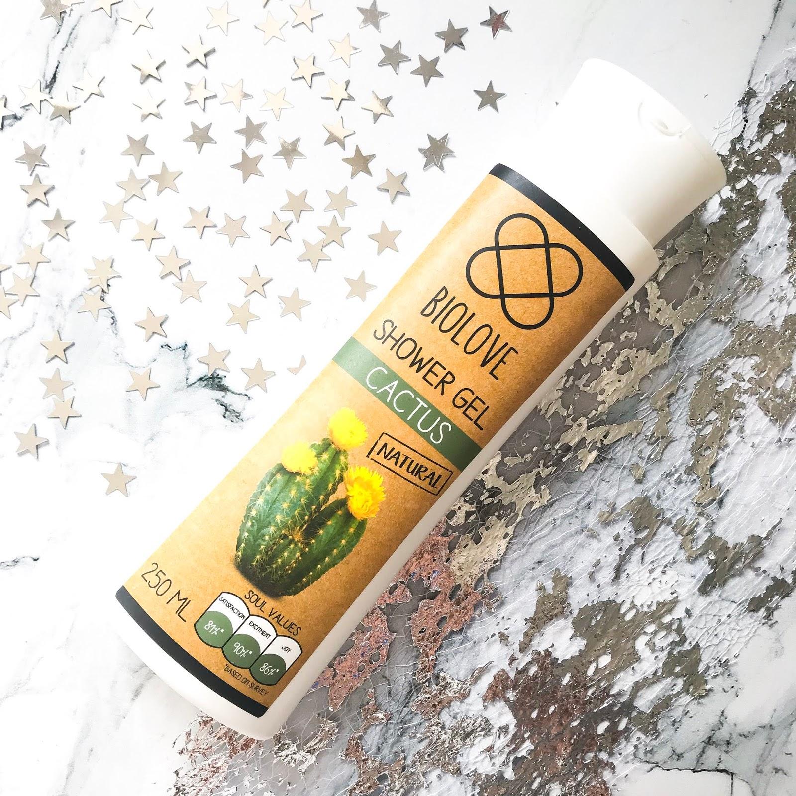 Co warto kupić w Kontigo? Kosmetyki marki Biolove! naturalne kosmetyki, żel pod prysznic biolove