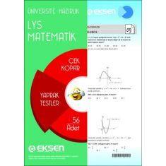 Eksen LYS Matematik Çek Kopar Yaprak Testler