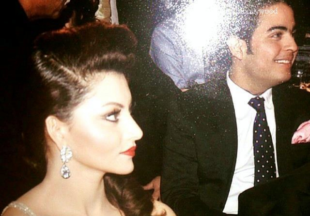 urvashi rautela and akash ambani