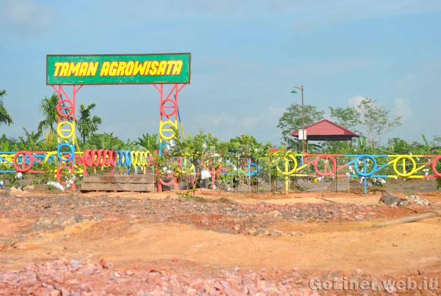 Taman Agrowisata Sangatta Kutai Timur