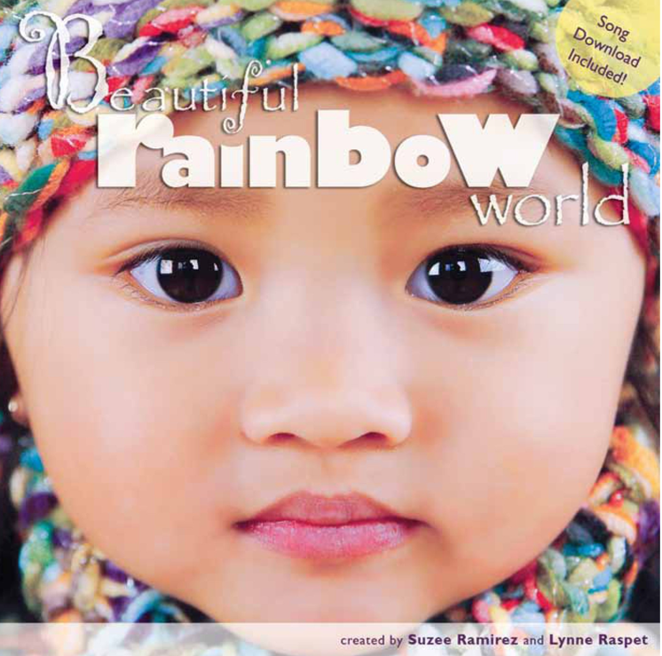 http://www.amazon.com/Beautiful-Rainbow-World-Suzee-Ramirez/dp/099153400X/ref=sr_1_1?s=books&ie=UTF8&qid=1413996058&sr=1-1&keywords=beautiful+rainbow+world