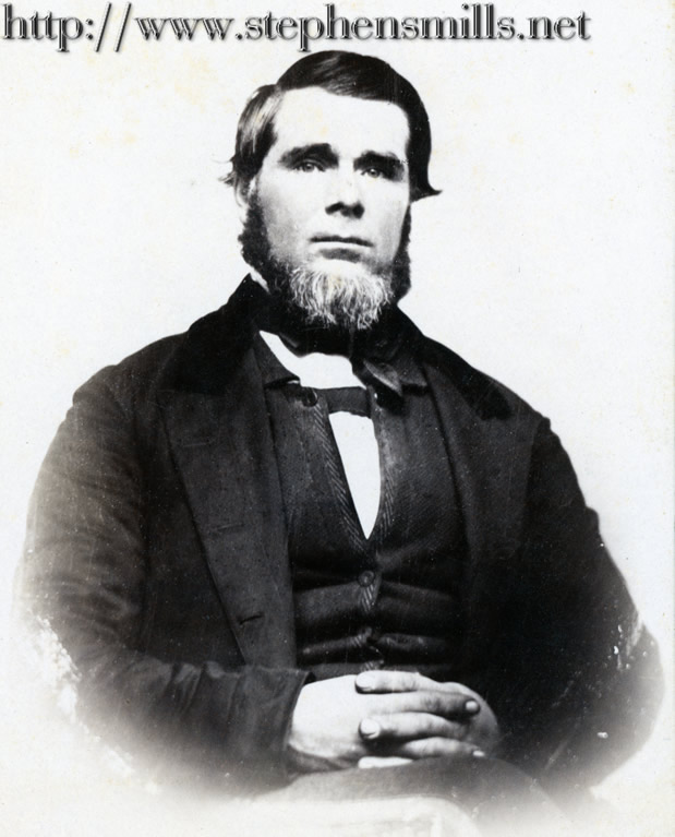 picture of John Hathaway Married Mehitable Perkins Felt  on 12/29/1849 in Woodstock, Maine