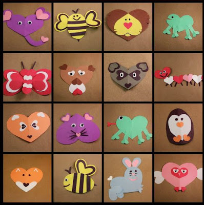 http://www.couponsaregreat.net/heart-shaped-animals-construction-paper-crafts-perfect-valentines-day/