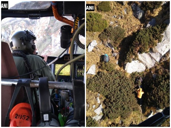 Indian Army rescues US paraglider Barry Roberts stuck at 15,000 feet in Himachal