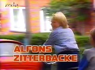 Альфонс Циттербаке / Alfons Zitterbacke. 6 серий.