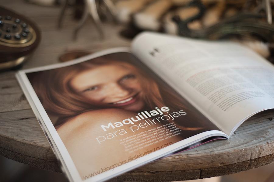 """Consejos de maquillaje en revista Tocado."""" Tu blog de maquillaje y belleza"""""""