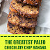 The Greatest Paleo Chocolate Chip Banana Bread with Almond Butter