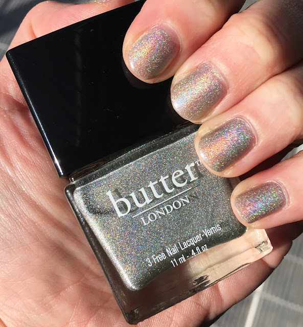 butter LONDON, butter LONDON Dodgy Barnett, butter LONDON Autumn/Winter 2012 Collection, nails, nail polish, nail lacquer, nail varnish, manicure, #TBT, Throwback Thursday