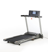 "3G Cardio 80i Fold Flat Treadmill, fold to a height of just 9.75"" to roll under bed, with 3.0 hp motor, 18.5"" x 58"" running belt, up to 12 mph speeds, 15% incline, 8 programs"