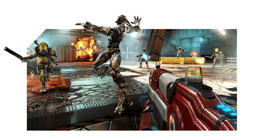 Top Juegos shooter para Android y iOS