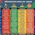 PSL 2018 Fixtures and Schedule
