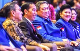 Dihadapan Jokowi,SBY Sebutkan Ini