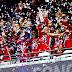 Com Ibrahimovic decisivo, o United bateu o Southampton para conquistar a Copa da Liga inglesa