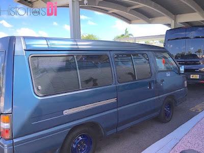 Táxi em Nassau