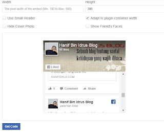 """Bagaimana """"Embed""""  Video FB Ke Laman Web anda"""