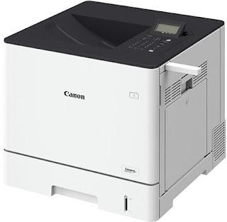Download Driver Canon i-SENSYS LBP712Cx