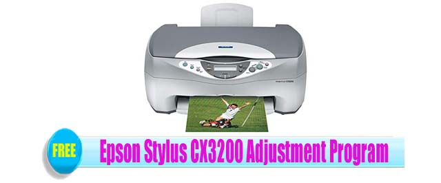 Epson Stylus CX3200 Adjustment Program