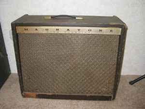 Craigslist Vintage Guitar Hunt Magnatone Custom 415 Tube