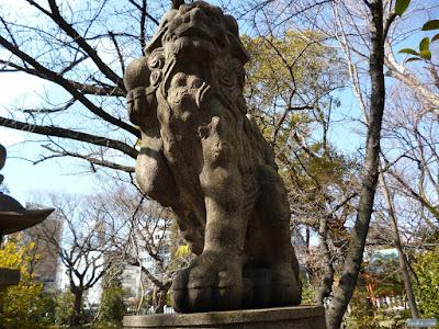 豊崎神社狛犬