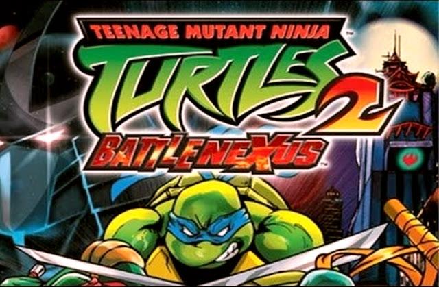 تحميل لعبة Teenage Mutant Ninja