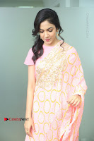 Actress Ritu Varma Pos in Beautiful Pink Anarkali Dress at at Keshava Movie Interview .COM 0105.JPG
