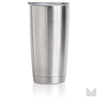 double walled stainless steel drink
