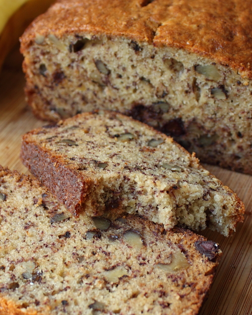Food wishes video recipes a banana bread thats okay to make early forumfinder Choice Image