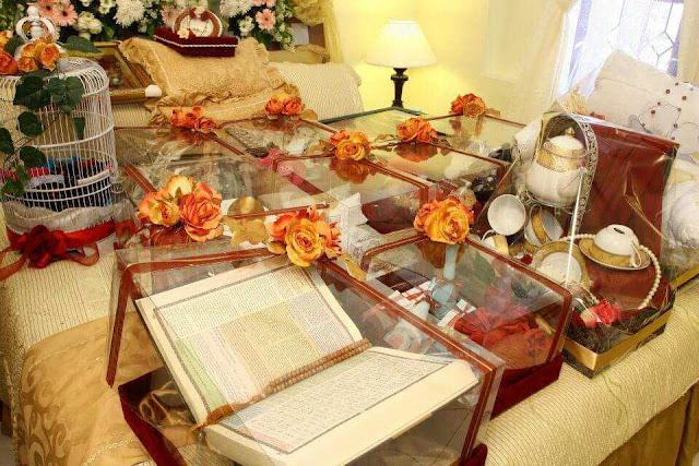 Begini Lho Cara Membuat Hantaran Pernikahan Dalam Islam