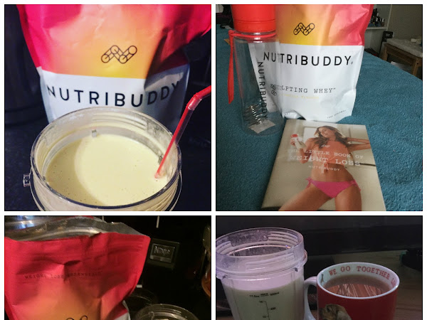 Whey to look and feel great with Nutribuddy
