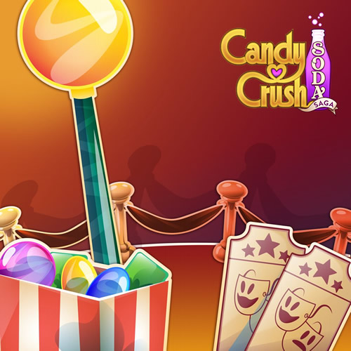 Candy Crush Soda Saga 1151-1165