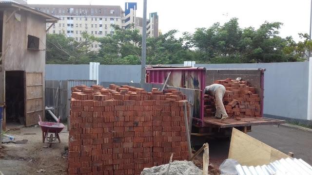 supplier batu bata merah press
