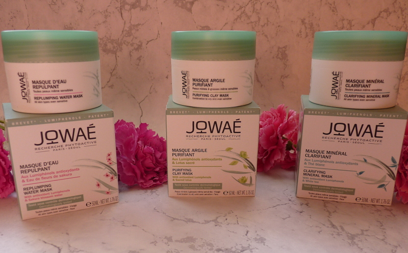 Jowae Masque Mineral Clarifiant