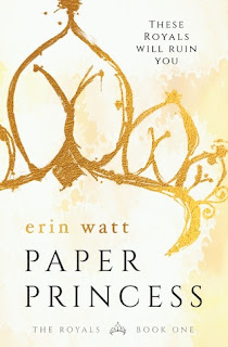 Princess Paper by Erin Watt