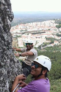 SPORTS AREAS / Via Ferrada, Escalada, Castelo de Vide, Portugal