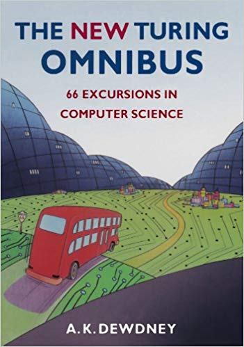 The New Turing Omnibus front cover