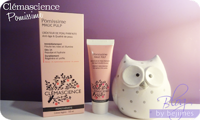 Pomissime Magic Pulp : le soin peau parfaite