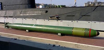 Torpedo Type 53-65 Wake-Homing