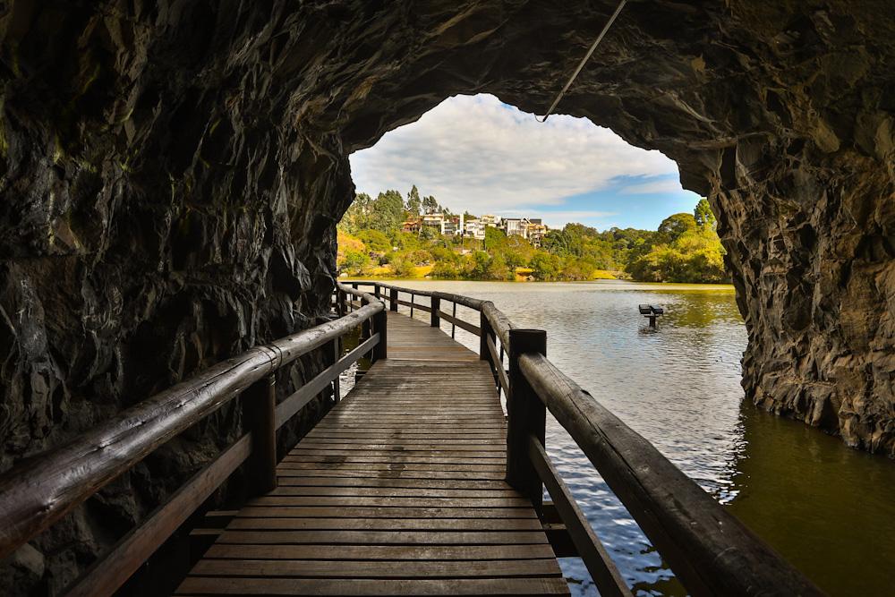 Túnel do Parque Tanguá será reaberto