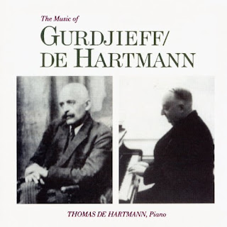 George Gurdjieff, Thomas de Hartmann, The Music of Gurdjieff/de Hartmann