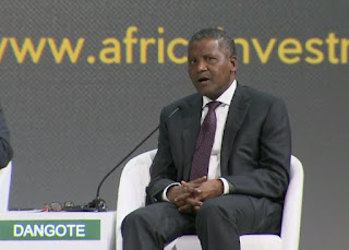 Our sugar production will create 150,000 jobs for Nigerians - Aliko Dangote