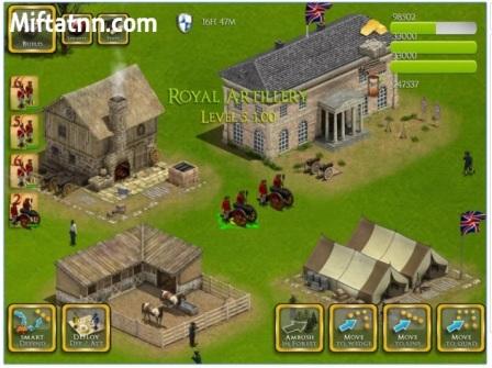Game Strategi Perang Android Colonies vs Empire APK