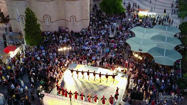 """Τμήμα Κρητικών και Ποντιακών χορών στο """"Χορόσημο"""""""