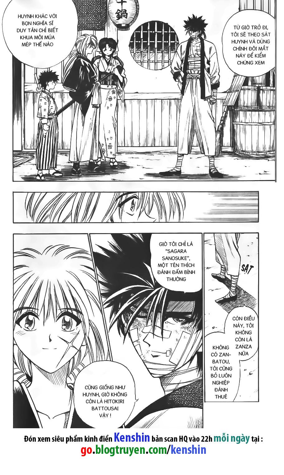 Rurouni Kenshin chap 8 trang 19