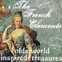 The French Elements Blog Button