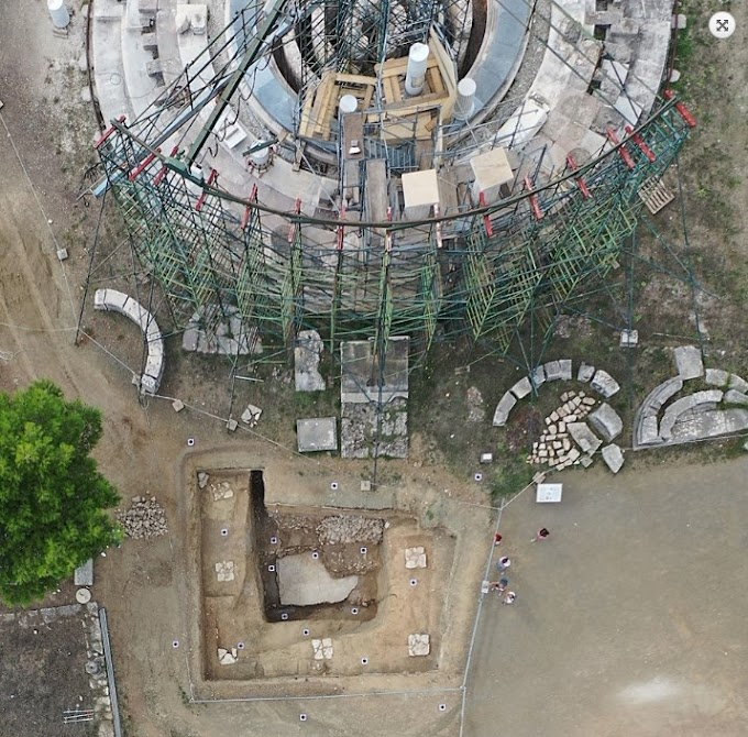 Ασκληπιείο Επιδαύρου : Ανασκαφή και αποκατάσταση