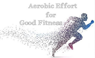 aerobic effort good fitness