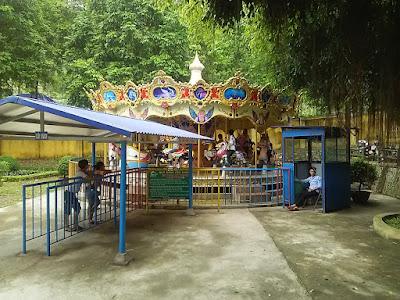 アオヴア(Ao Vua)遊園地