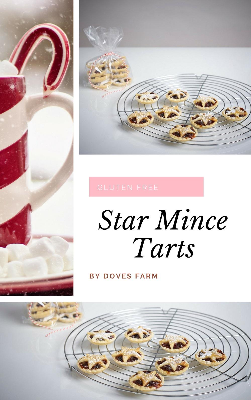 Gluten Free Star Mince Tarts