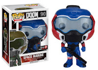 Funko Pop! Space Marine Hero